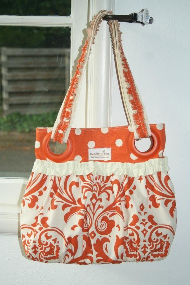 Gathered Bag Tutorial