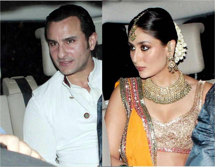 Kareena and Saifs wedding: The most awaiting and auspicious wedding