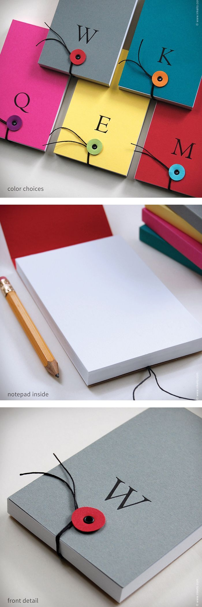 My 1AM Promise Purchase for May: Inkello cute perfect notebooks. #handmade: