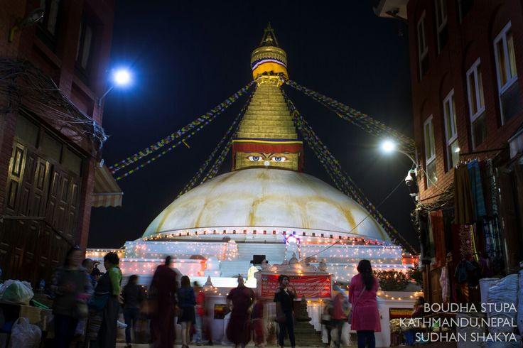 Bouddha Nepal