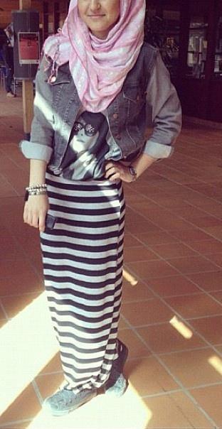 #hijabi girl