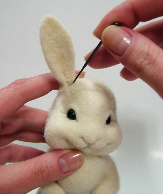 This bunny tutorial is pictures and well done...h...