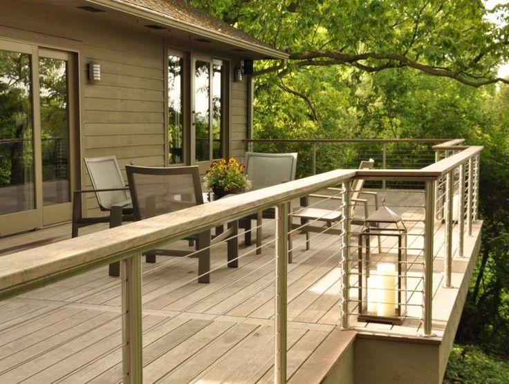 terrasse en structure metallique corefi sols peintures et terrasses à