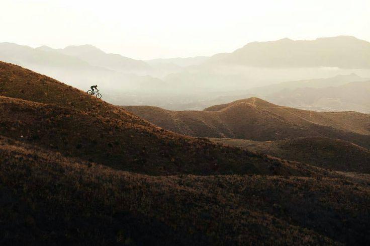 Great place for mountainbiking! Photo via Eskapee.