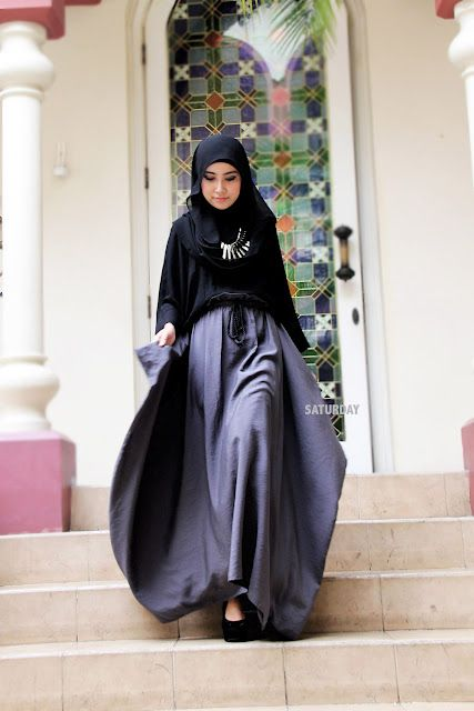 Style Inspiration : Shade of Black