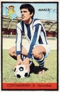 CORTABARRIA  (R. Sociedad - 1973)