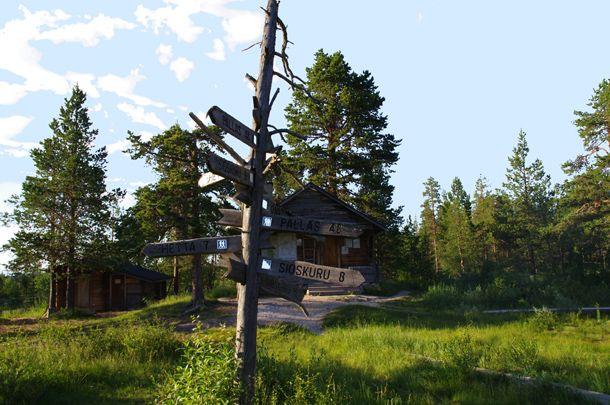 Hetta - Pallas : Récit de notre trek en Laponie ;)    Pallas - Yllästunturi National Park - Finland