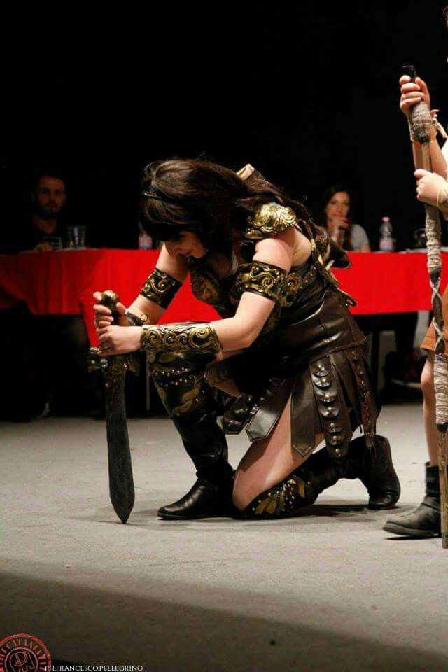 Xena principessa guerriera #xena #serietv #katagames