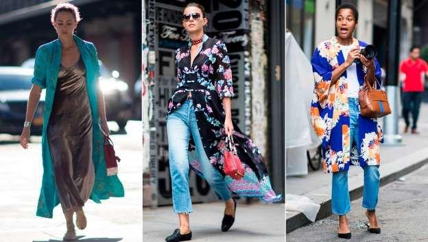 Batín o kimono largoNo vamos a dejar de ver esta prenda. La mejor forma de…