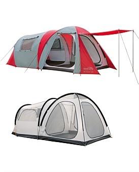 Family Tents - C&ing for Families - Retreat 180 Tent - Kathmandu Australia  sc 1 st  Pinterest & 38 best Canvas Tents images on Pinterest | Glamping Go glamping ...