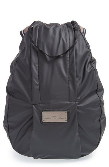 adidas by Stella McCartney Faux Leather Backpack available at #Nordstrom