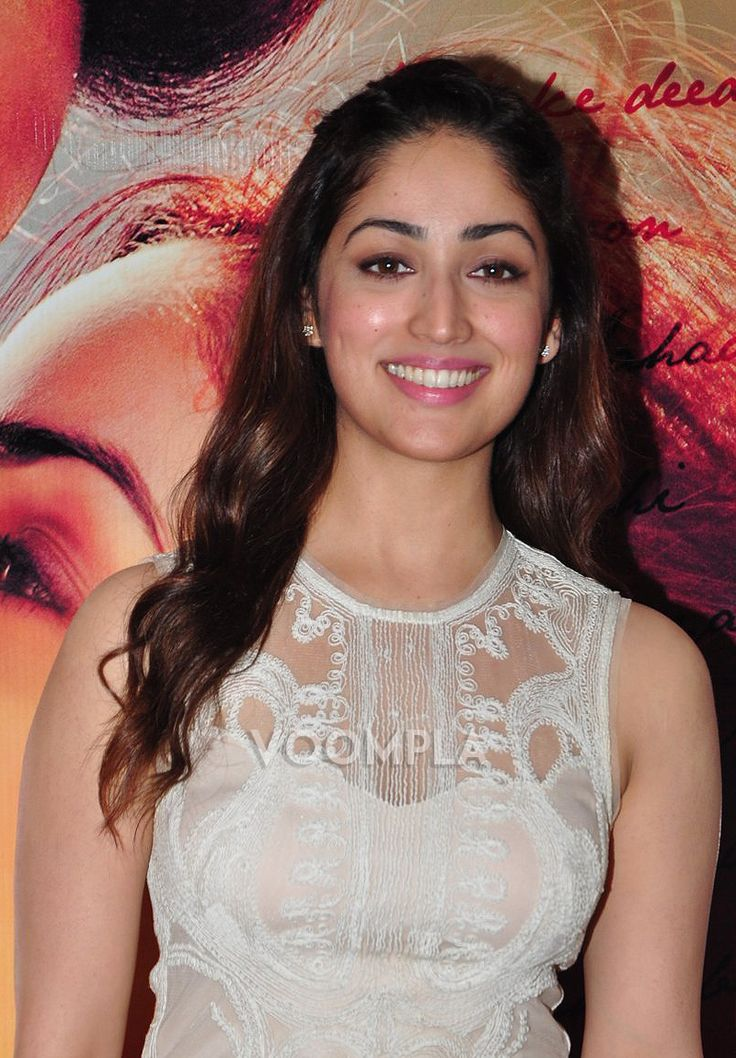 Awww Yami Gautam has such a cute smile... don't you think? Click Here >> Voompla.com