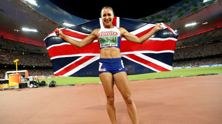 Welcome to Sportvantgarde's.Blog. : Athletics:Jessica Ennis-Hill wins heptathlon gold ...