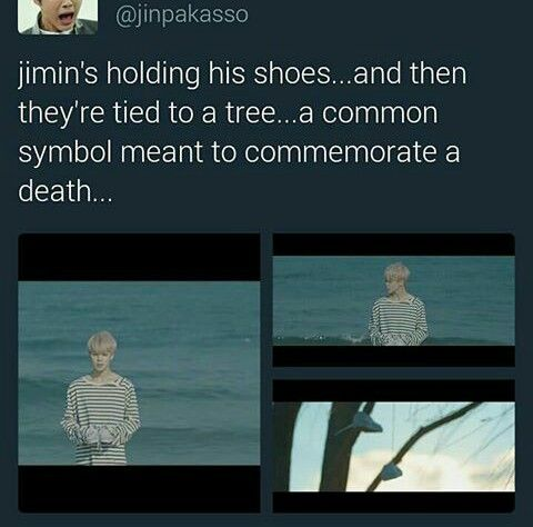 Usually in Asian countries like Korea and Japan, people slip their shoes off before committing suicide.