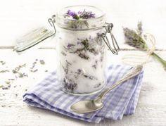 Lavendelzucker - Rezept
