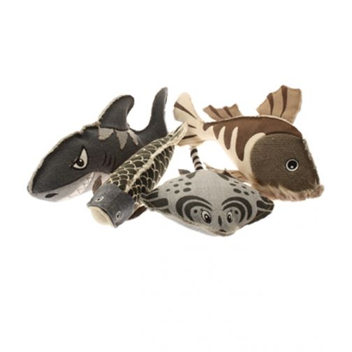 Big fish dog toys and fish on pinterest for Fish dog toy