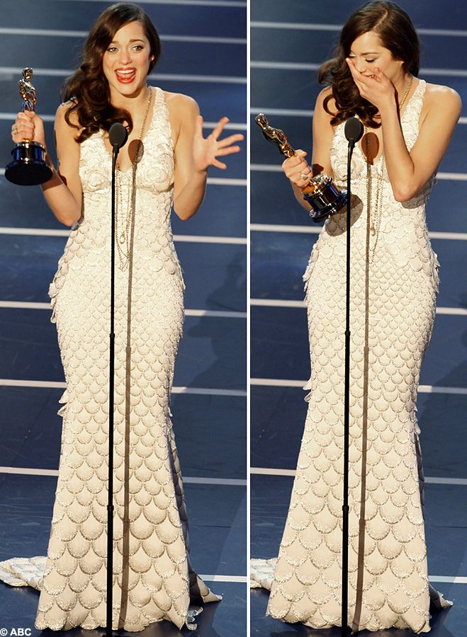 Marion Cotillard Oscar Dress Google Search