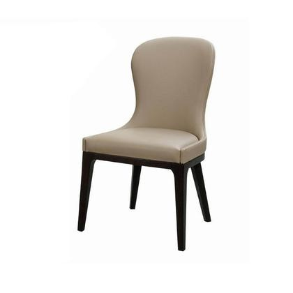 PORCINI DINING CHAIR TAUPE - M2
