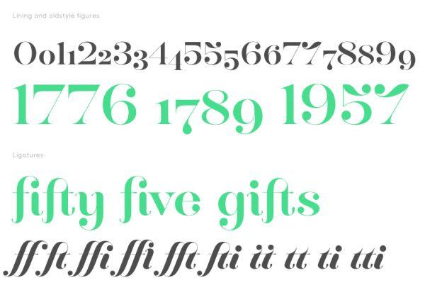 Hera Big (A Serif Font)