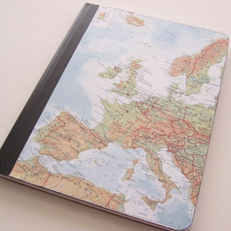 Tallgrass Design: Altered Composition Books for Journaling