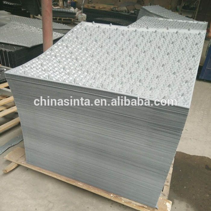 Square Cooling Tower Pvc Fill Pack,Pvc Filling For Cooling Tower