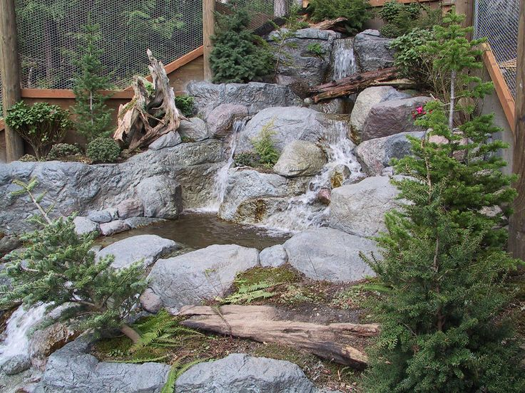Best 25 Rock Waterfall Ideas On Pinterest Dream Pools