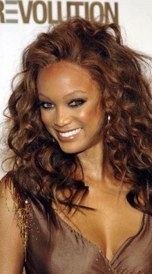 шоколад коричневые волосы для афро-американских женщин