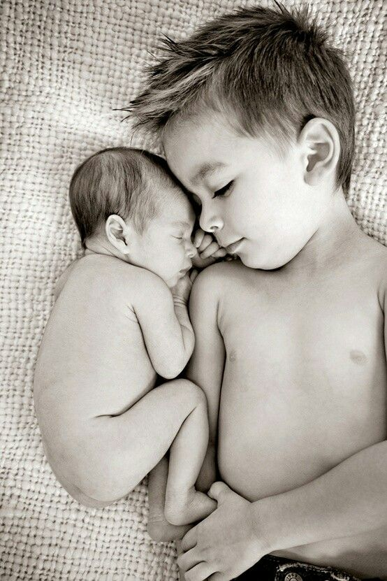 I love this...but with a baby on each side.