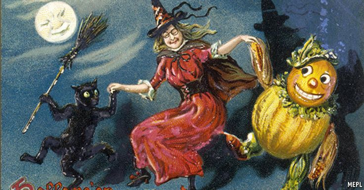 ON OCTOBER 31st, American children will dress up as witches and ghosts, sometimes dripping with fake blood, and knock on their neighbours' doors to demand sweets....