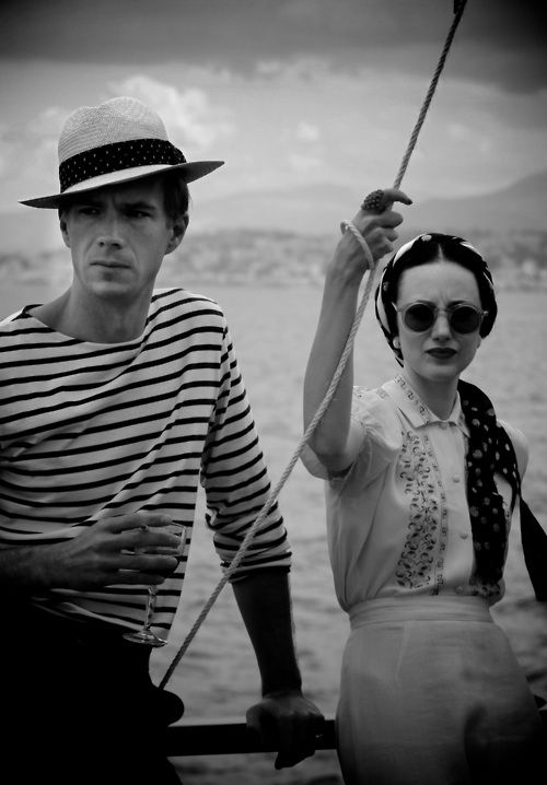 """James D'Arcy and Andrea Riseborough (as King Edward VIII and American divorcée Wallis Simpson) in """"W.E."""" ~directed by Madonna."""