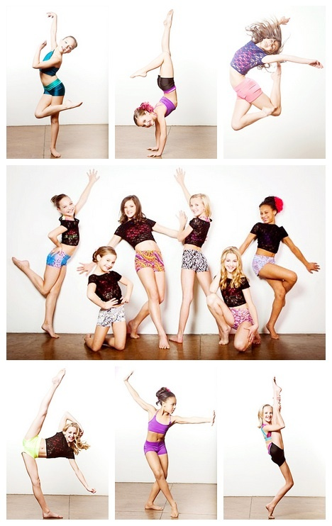 Of course Nia is the only one not doing something cool :( ... But I love this anyway!!