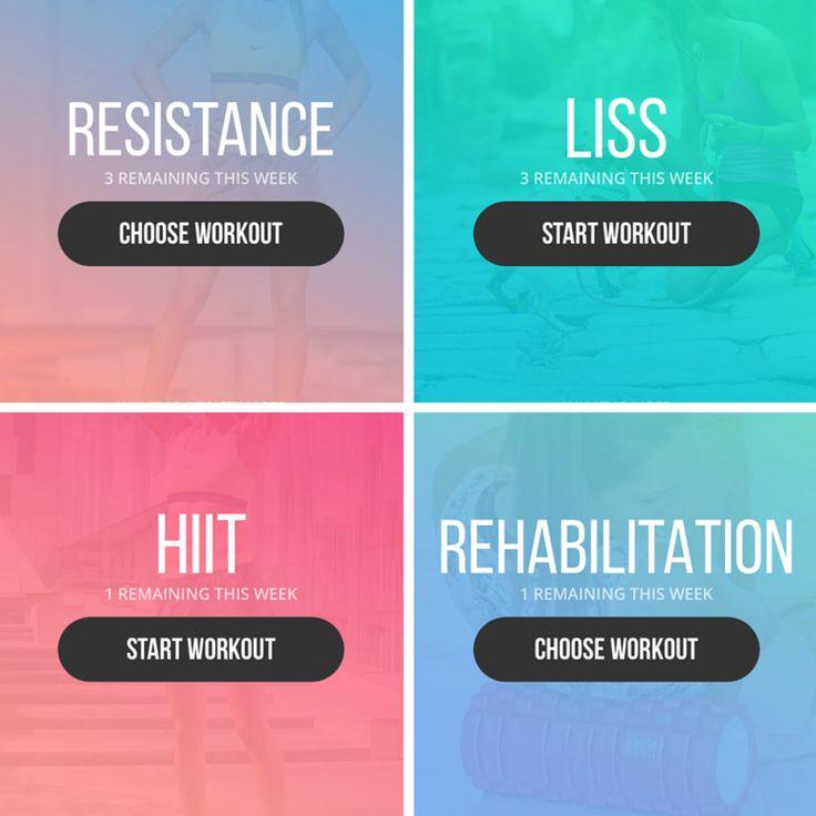 Kayla Itsines Sweat with Kayla App Review