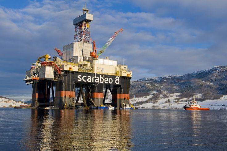 Scarabeo 8 går nå i opplag inntil ny kontrakt er sikret.