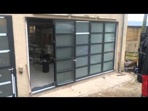 Here is a project we recently completed using Schuco Bi-folding doors these monster are 3 metres wide and 5 metres high *Check out the video to see* For your free quote on Bi-folding doors please visit www.csggroup.co.uk