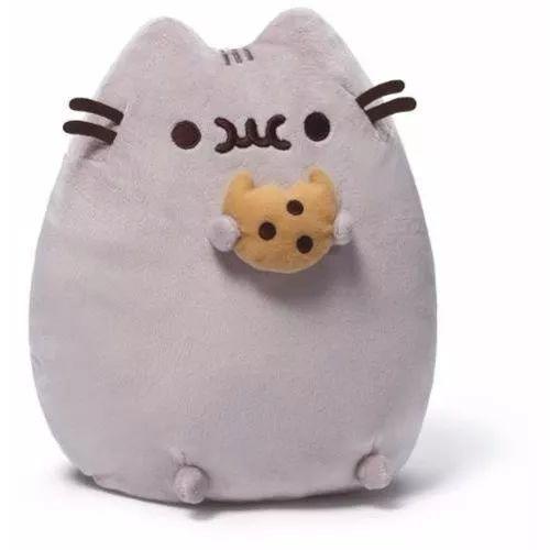 Gato Pusheen - Pelúcia Pusheen Cookie 22cms *licenciado* - R$ 169,00