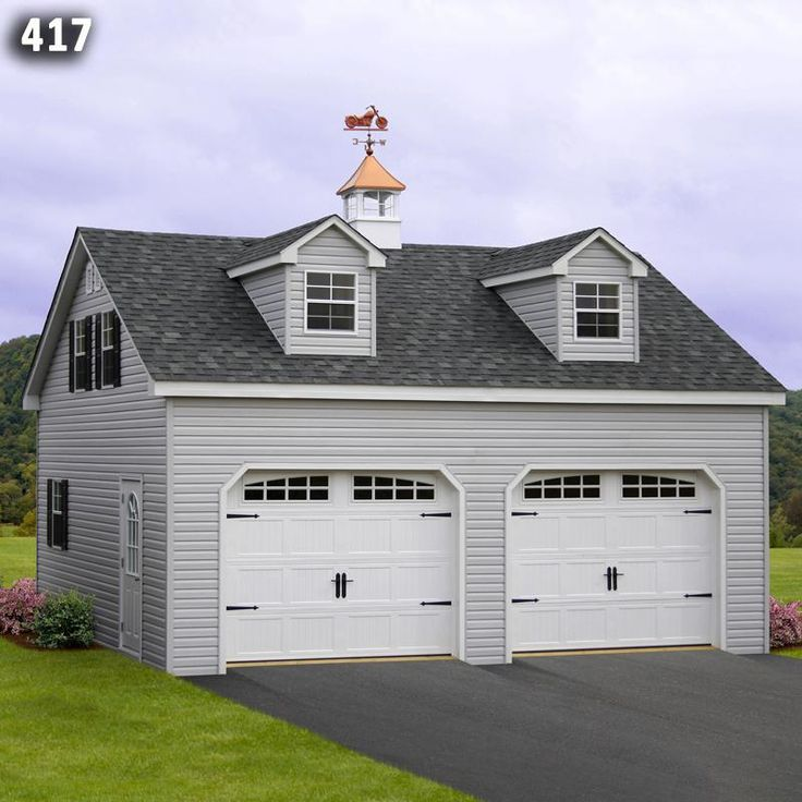 97 best cape cod design images on pinterest arquitetura for Garage with dormers