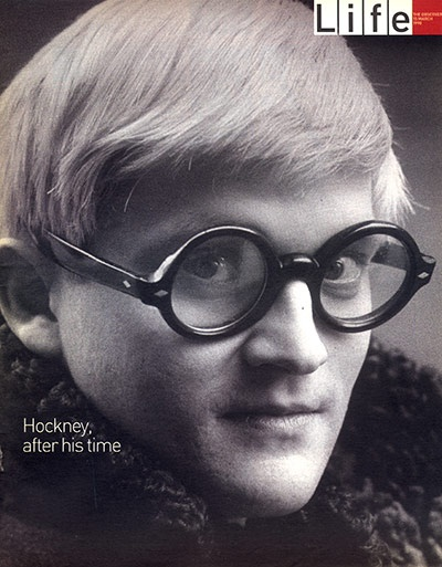 David Hockney cover 15 March 1998