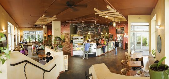 Welcome - Chaco Canyon Organic Cafe - Seattle WA