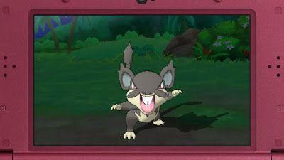 Drowned World: Nuevos Pokémon y Formas Alola para 'Pokémon Sol' y...