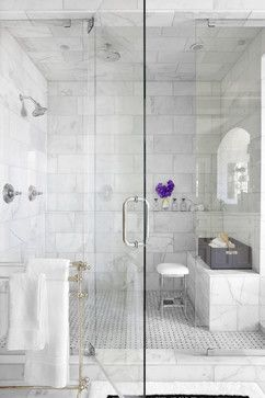 How To Clean A Glass Shower Door - Use Squeegees and Microfiber Cloths