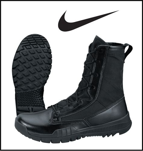 Womens Black Tactical Shoes