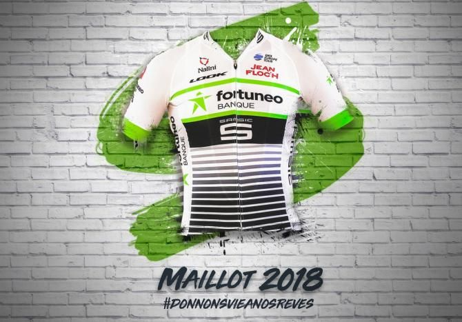 The Fortuneo team Fortuneo–Samsic is a Professional Continental cycling team based in Rennes, France that participates in UCI Continental Circuits races and UCI World Tour races when receiving a wild card.