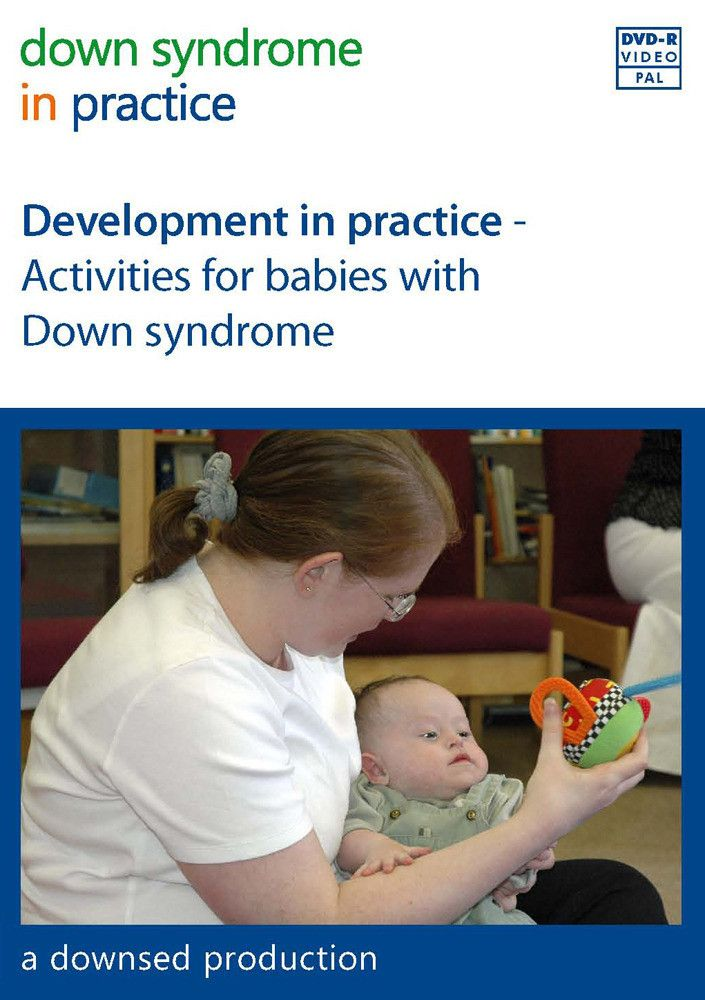 Development in Practice - Activities for Babies with Down Syndrome