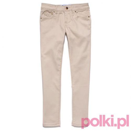 Pastelowe spodnie Denim Box #polkipl