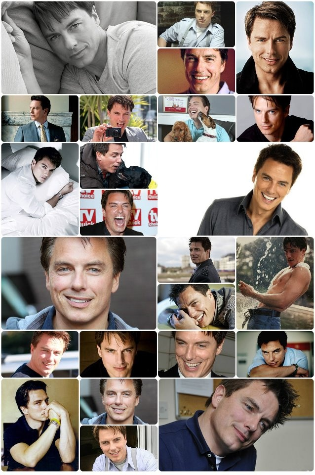 Because there can never be too much Barrowman.