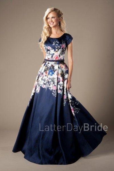 Modest Prom Dresses Sale 43