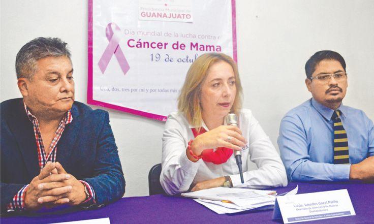 Se lleva Guanajuato segundo lugar en cáncer de mama - Periódico AM