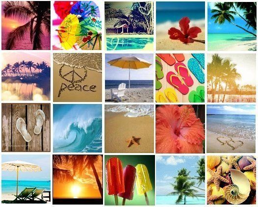Summer collagePink Summer, Summer Photos, Summer Paradis, Summer Pictures, Summer Fun, Summer Colors, Summer Clothing, Summer Holiday, Summer Time