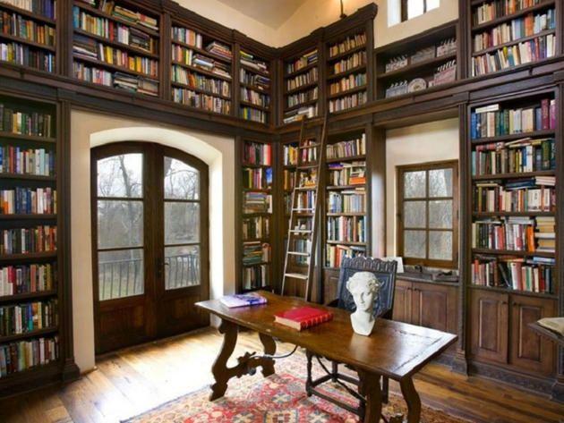 Bookworm's Dream Home: Boise, Idaho