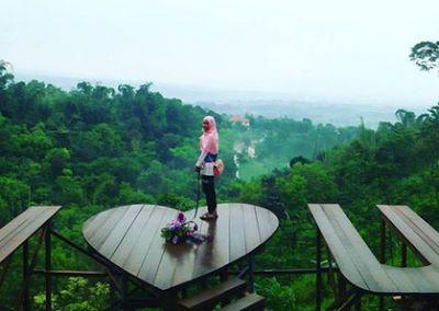 Lembah Cinta, Destinasi Wisata di Claket Adventure Park, Kabupaten Mojokerto, Jawa Timur | Travel Jaya